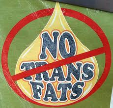 Where did all the trans-fats go?
