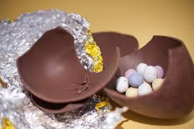 My Easter Message (a chocolate warning)