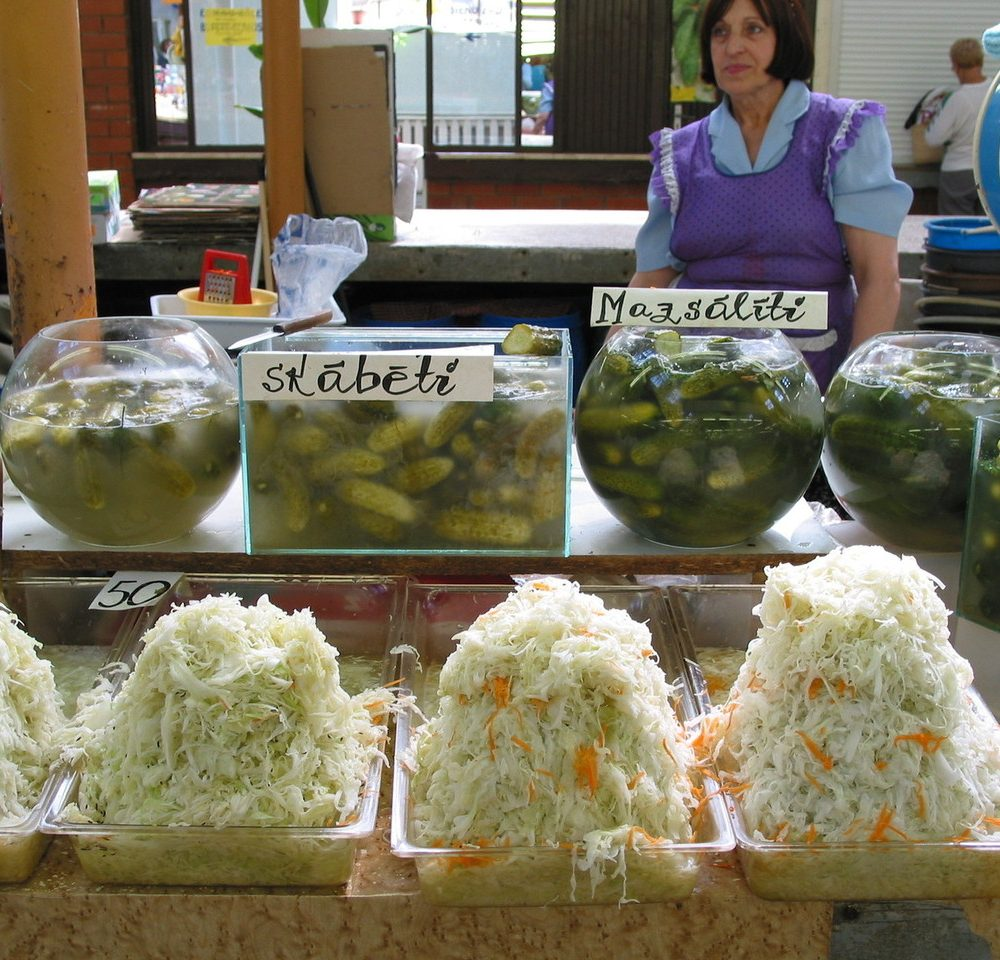 A Quick Frolic Through Fermented Foods