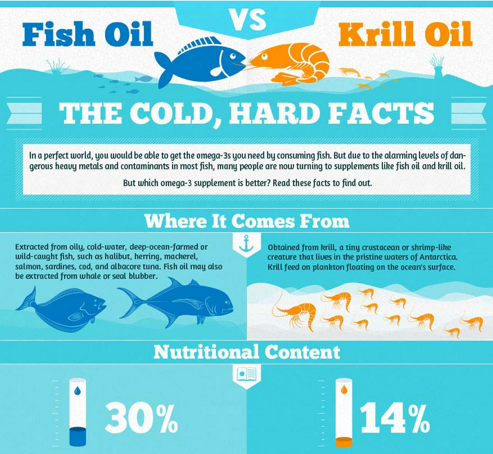 Why Not All Omega 3 is the Same