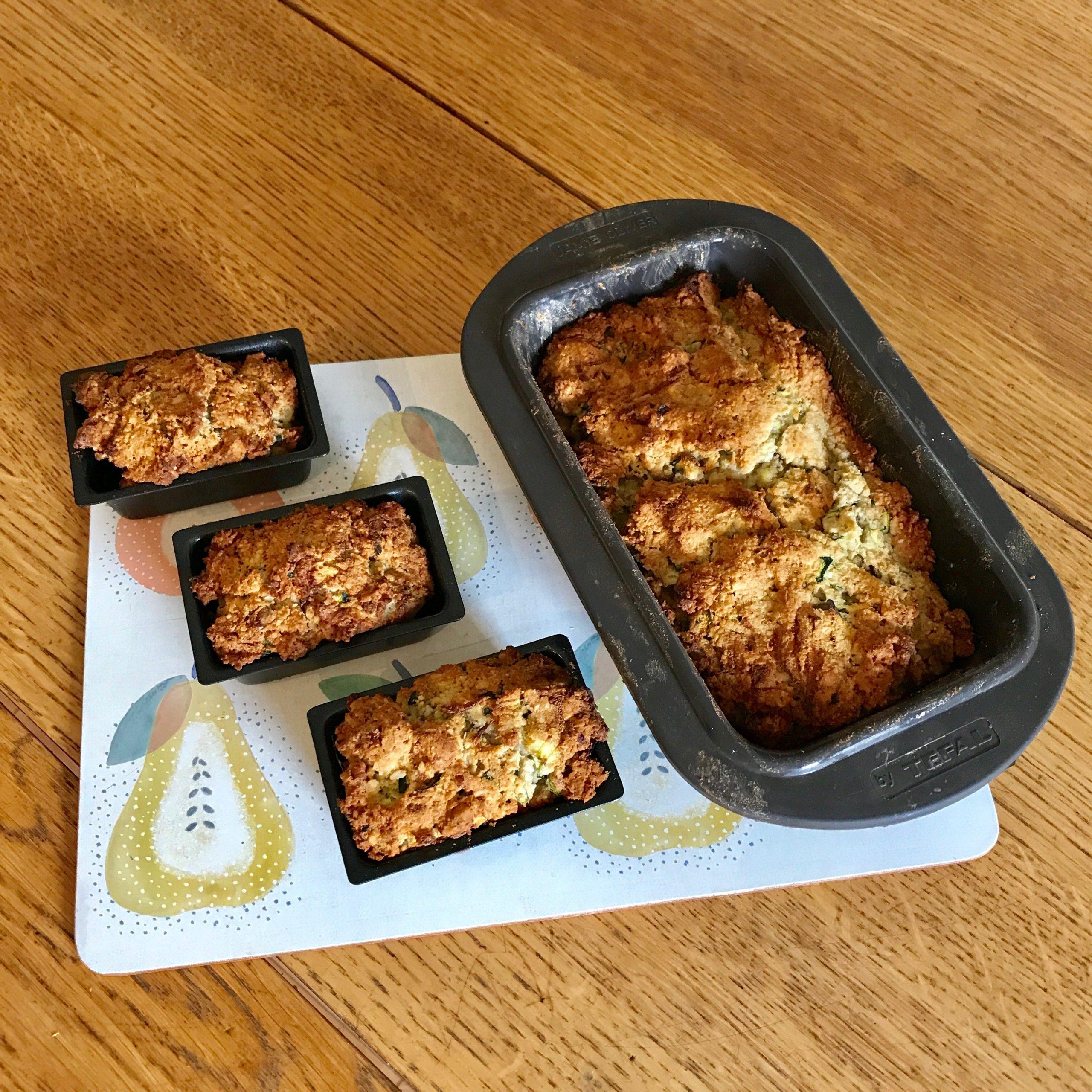 My Sister's Zucchini Bread – Scrumptious!