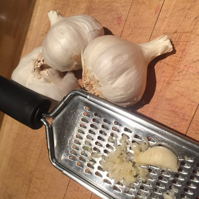 Rev up the healing power of your garlic