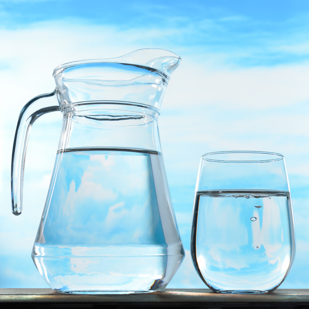 Why Drinking Water Doesn't Help Us Hydrate