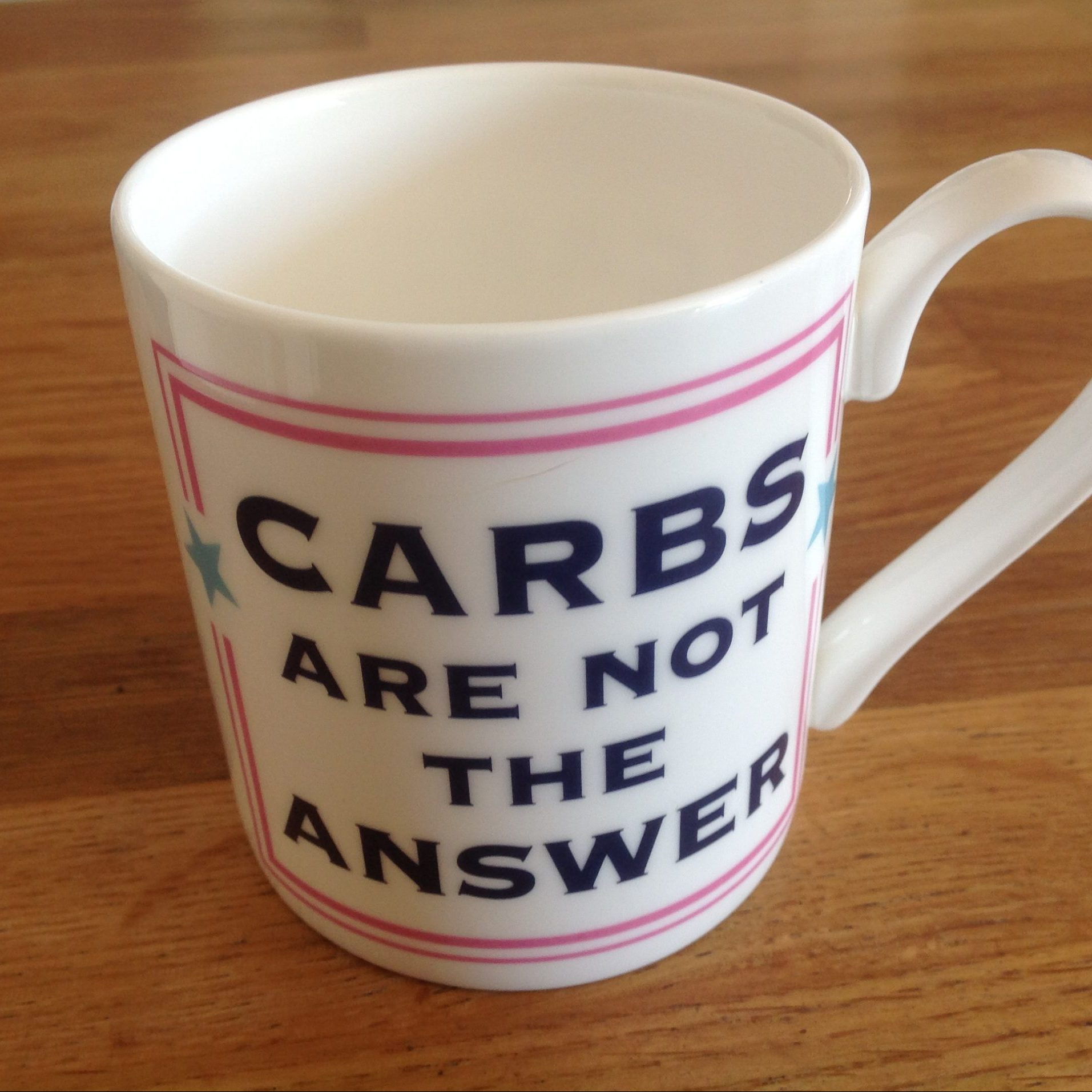 Carbs Are Not The Answer